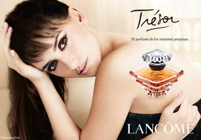 Trésor, el perfume mítico de Lancôme