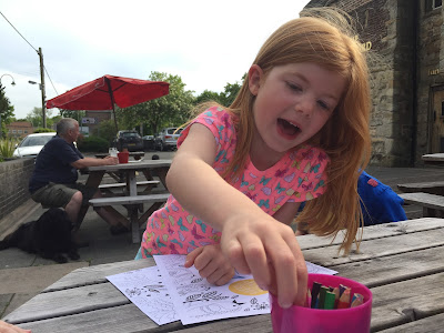 The Blackbird Pub, Ponteland - child friendly