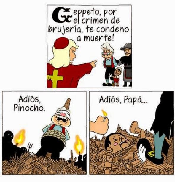 Un final feliz de Pinocho