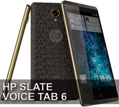 HP Slate Voice Tab 6