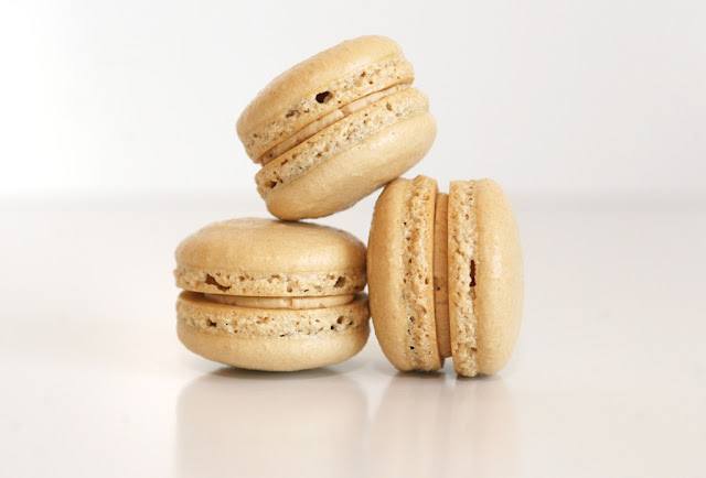 Top 5 Desserts of 2011 - Salted Caramel French Macaron