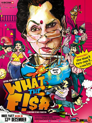 What the fish 2014 Hindi Movie Watch Online