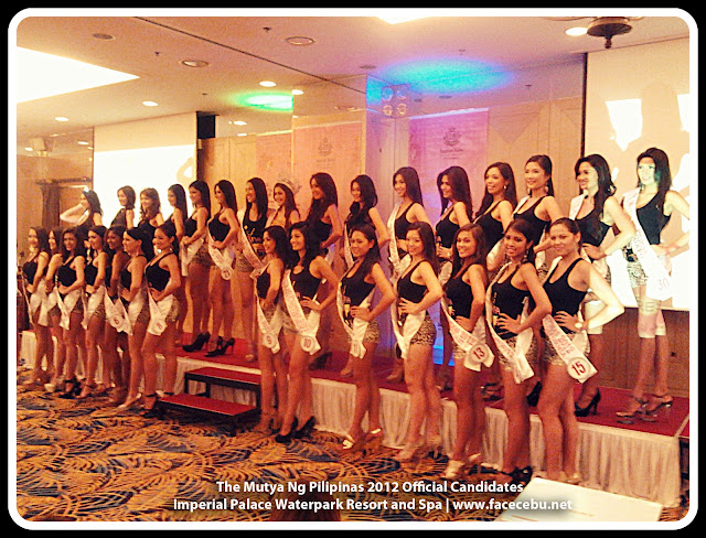 Rizzini of Mutya ng Pilipinas 2012 Supports Transgenders in Pageants