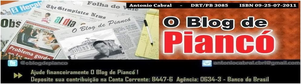 O Blog de Piancó