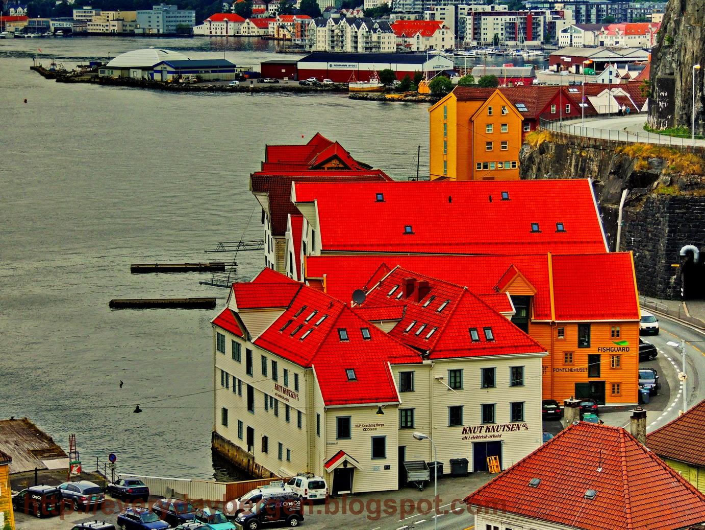 Sandviken Bergen