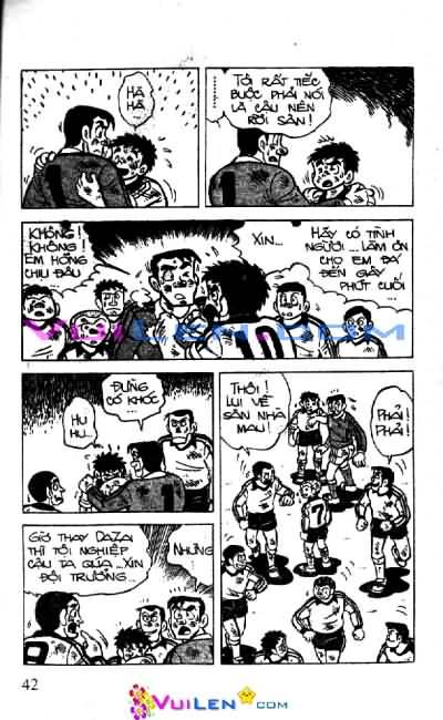 Jindodinho - Đường Dẫn Đến Khung Thành III  Tập 10 page 42 Congtruyen24h
