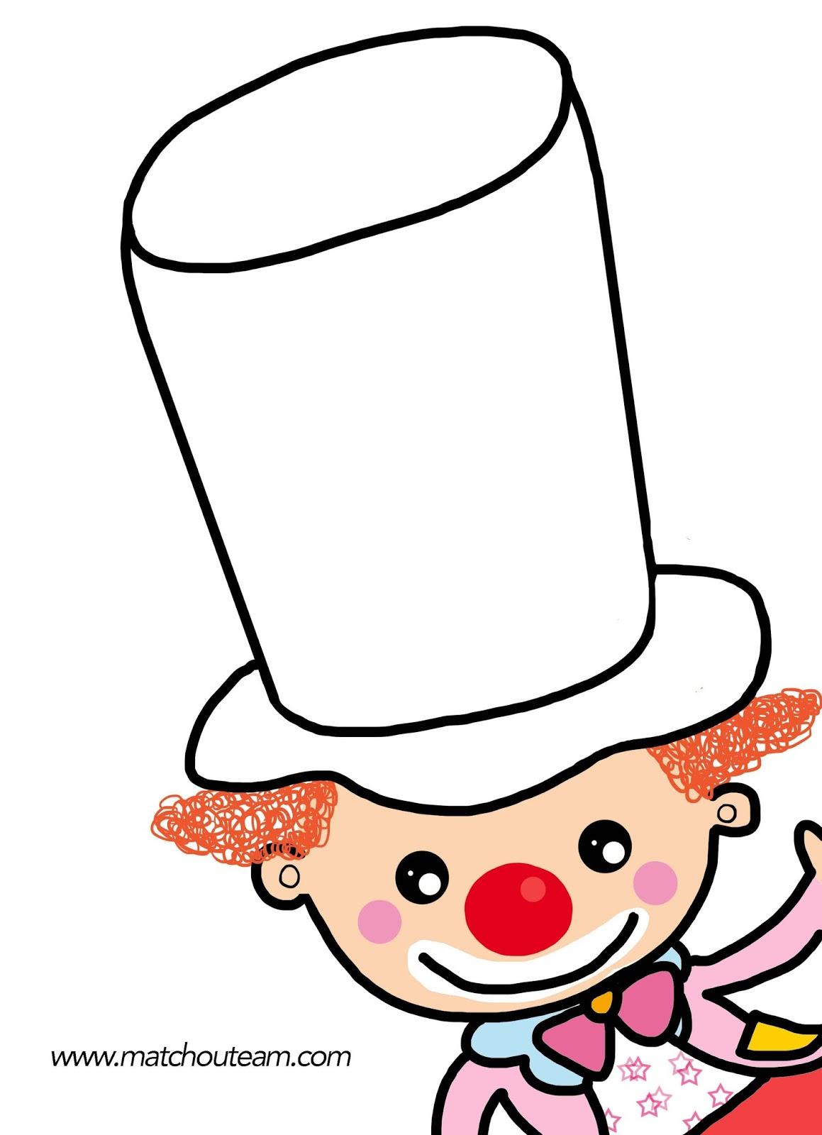 Coloriage imprimer carnaval liberate - Jeux de clown tueur gratuit ...