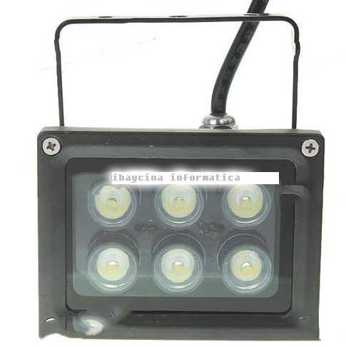 ingrosso lampadari : INGROSSO LAMPADARI 6W 6-540LM LED ad alta potenza Flood Luce / lampada ...