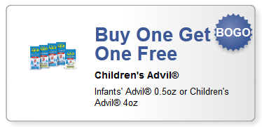 picture relating to Advil Printable Coupon named Severe Couponing Mommy: B1G1 No cost Childrens/Toddlers Advil