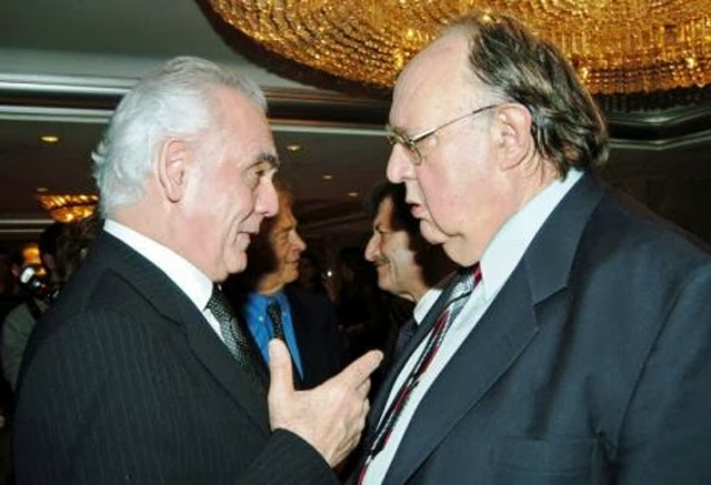 Ξέχασε να μας πει ο Πάγκαλος ότι ήταν και αυτός μέλος του ΚΥΣΕΑ μαζί με τον Τσοχατζόπουλο