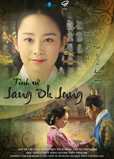 Poster phim Tình Sử Jang Ok Jung, Poster movie Jang Ok Jung, Lives In Love 2013