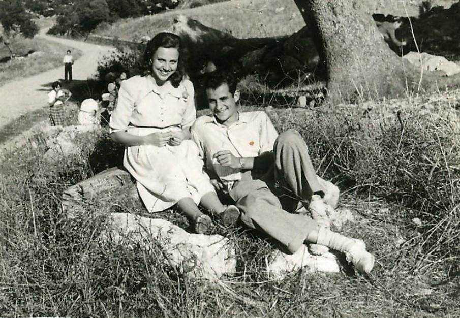 Manuel Cabello y Esperanza Izquierdo