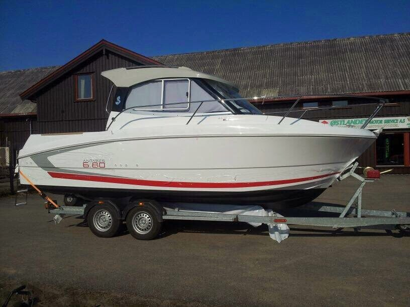 Båten vår
