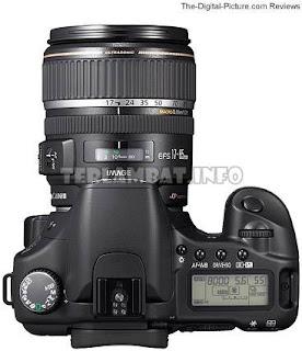 Kamera SLR Canon Terbaru