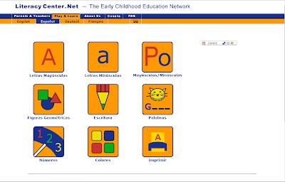 Iniciación en las letras y los números, lectoescritura, Matemáticas