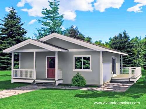 Arquitectura de casas casas prefabricadas en el paraguay - Casas y casas ...