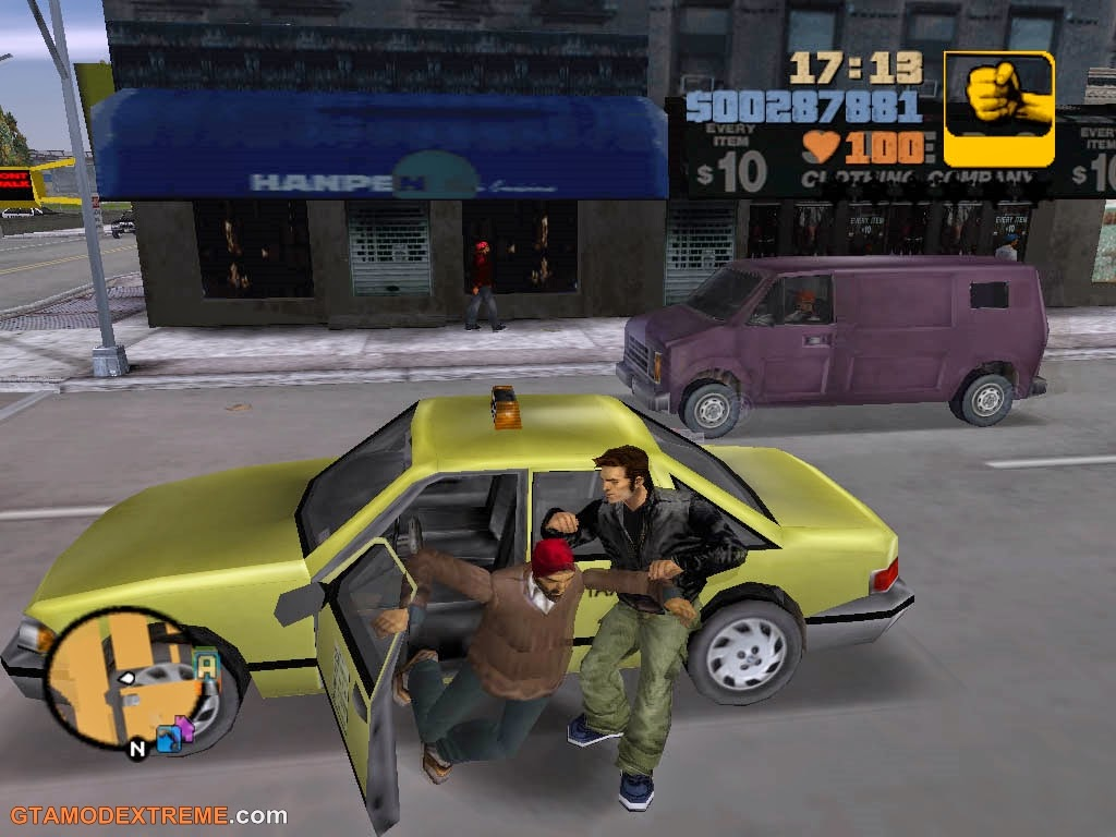Baixar GTA III Completo para PC via Torrent
