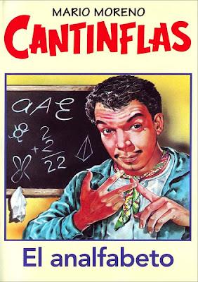 descargar Cantinflas: El Analfabeto – DVDRIP LATINO