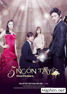Năm Ngón Tay - Five Fingers 2012