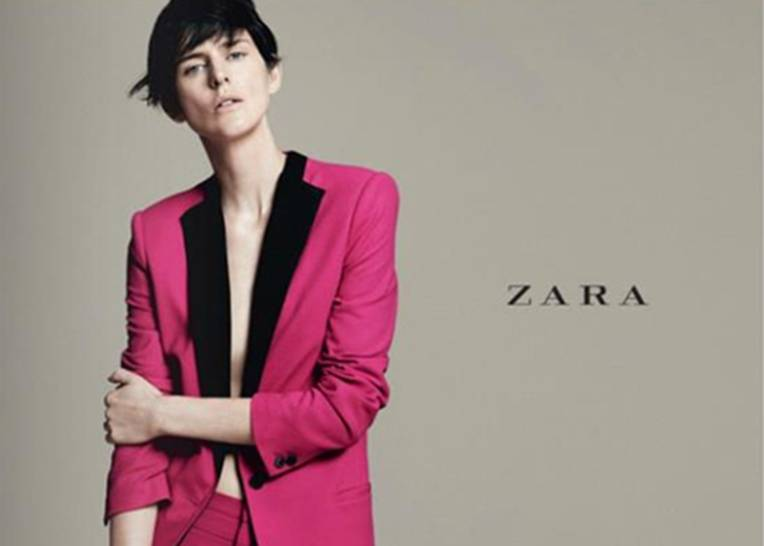 ventas zara: