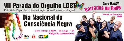VII Parada do Orgulho LGBT do Acre