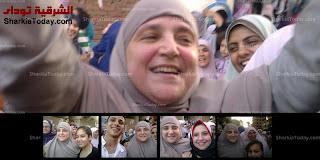 شاهد فرحة زوجة الرئيس محمد مرسي وأبناءه بخبر توليه الرئاسة