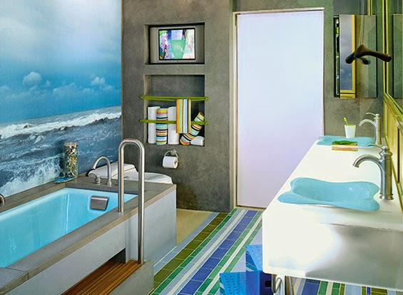 modern bathroom ideas for kids stylish and awesome ideas
