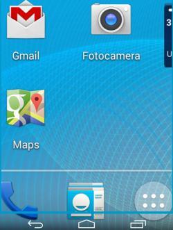 ingrandire schermo android e ios
