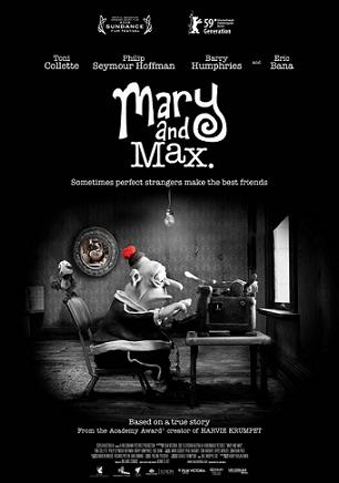 mary and max love yourself first. Mary and Max