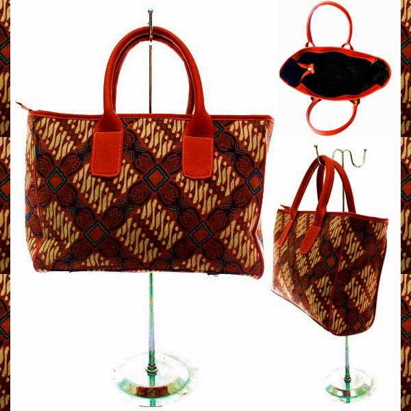 Bahan Tas Sintetis Lokal | Motif Kain Batik