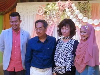 Perkahwinan Diana Amir dengan Mohd Habibbullah