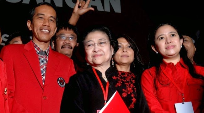 Jokowi Lari dari Komitmen, Megawati Langgar Perjanjian Batu Tulis