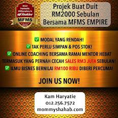 Projek Buat Duit RM2000 Sebulan