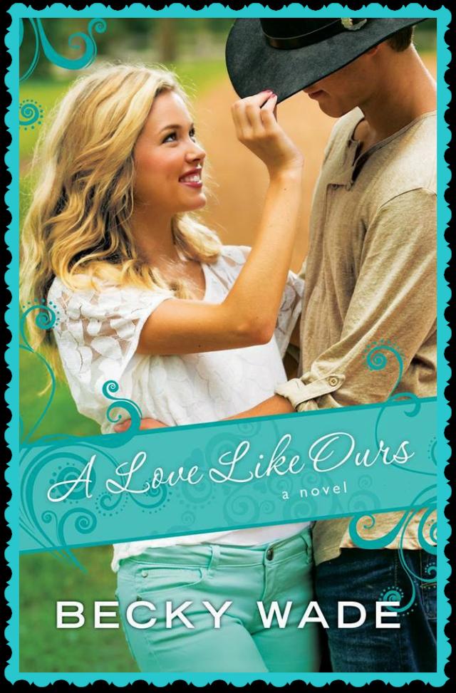 A Live Like Ours by Becky Wade, a Porter Family Novel