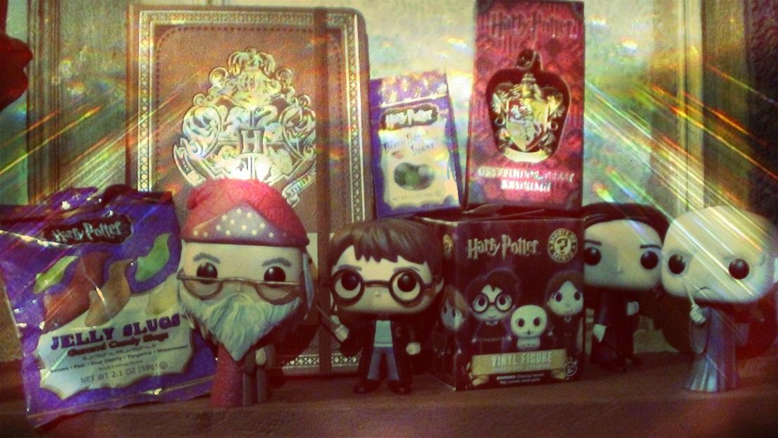Figurines Pop, Mystery Minis, porte-clé, carnet et confiseries !