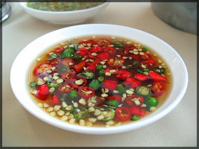 Nampla Prig, Thai sauce recipe