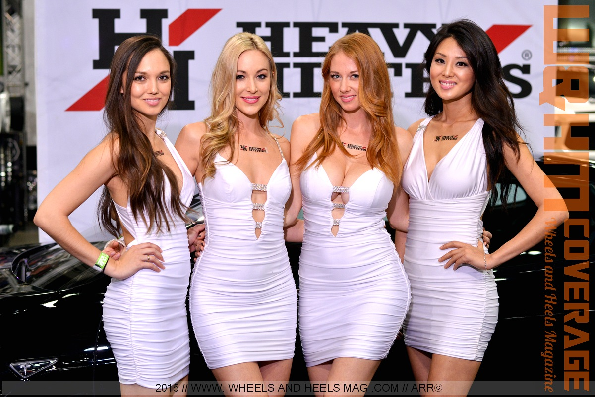 WHM Wheels And Heels Magazine Huge Highlight Coverage Of DUB - Socal car shows