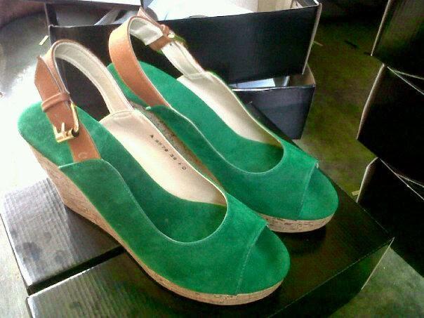 Model Sandal Wanita Bata Terbaru