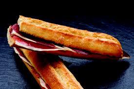BOCADILLOS:  jamon, queso, .....