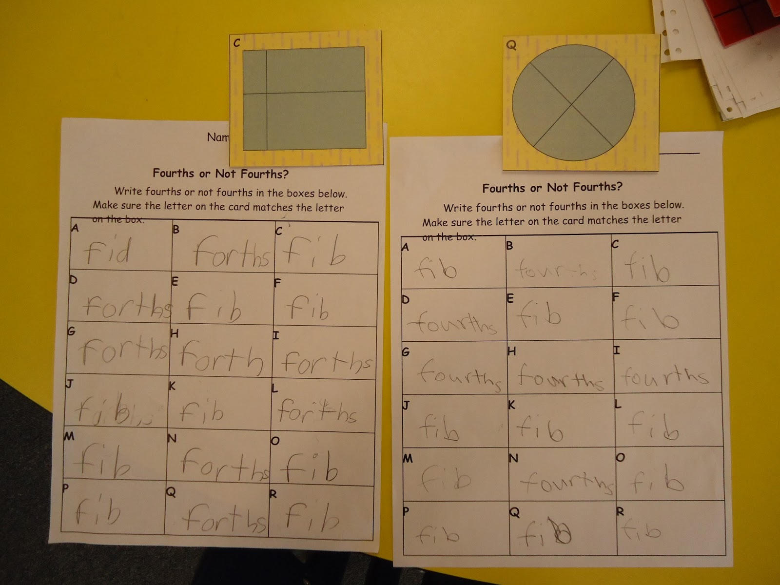 The Elementary Math Maniac: First and Second Grade Common Core ...