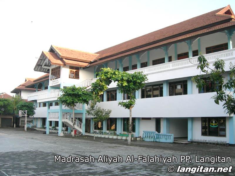 Madrasah Aliyah PP Langitan