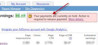 How To Activate Your Adsense Account and Solution Of The PIN code