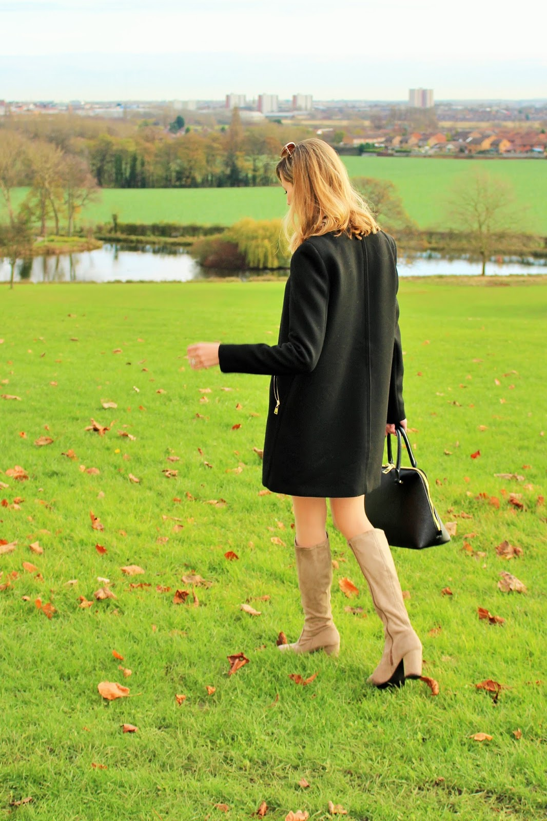 OOTD featuring Topshop, Zara and Online Avenue - Sixties Style