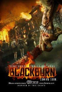 Blackburn Poster