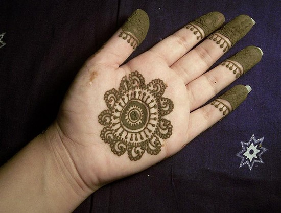 Mehndi For Small Girl : Mehndi design for hands small simple henna designs