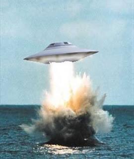 triangulo de las bermudas ataque ufo