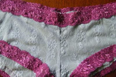 Rosy Ladyshorts Detail