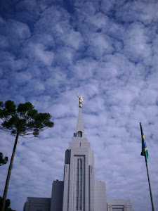 Curitiba, Brazil LDS Temple