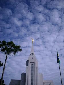 Curitiba, Brazil LDS Temple