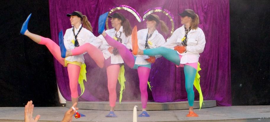 Vi ska dansa i neon